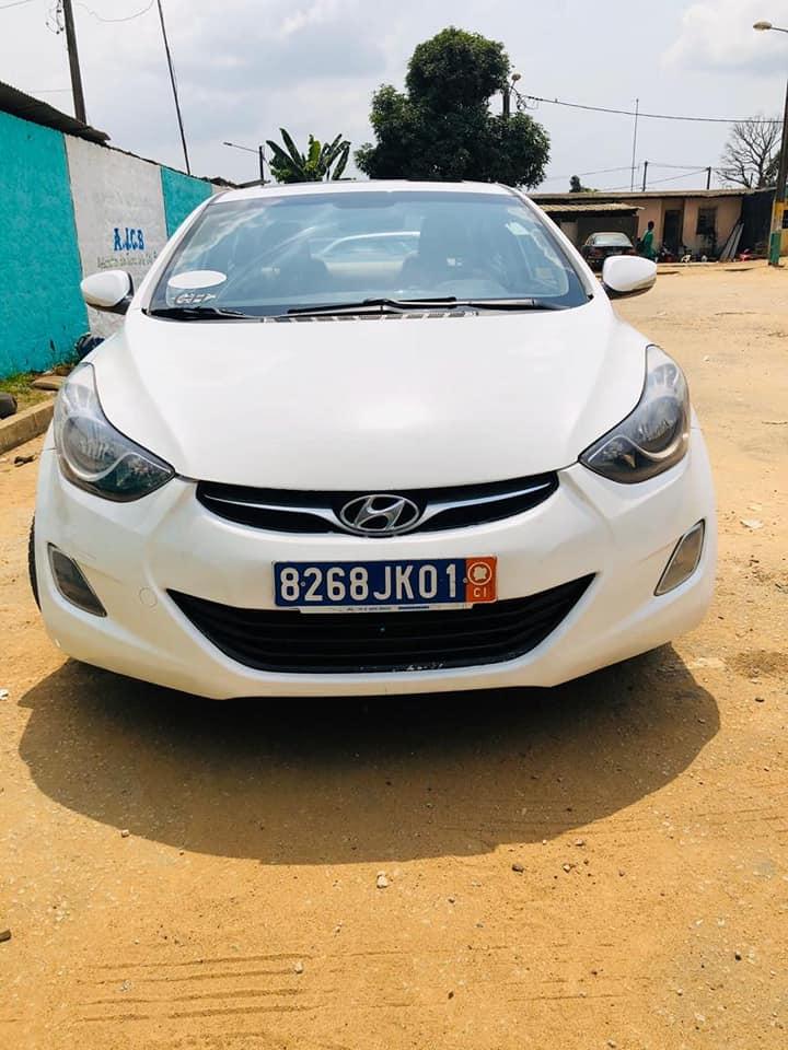 Hyundai Elantra année 2013