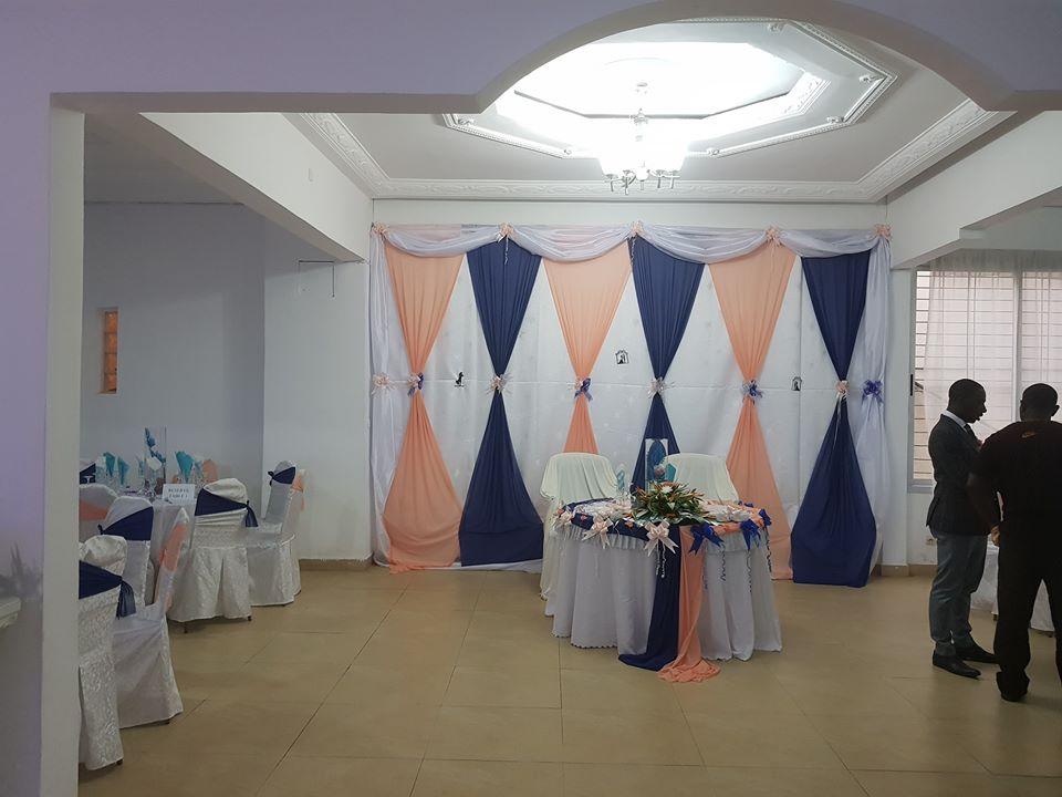 Salle pour tout type de cérémonie