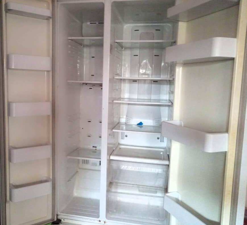 réfrigérateur et frigo
