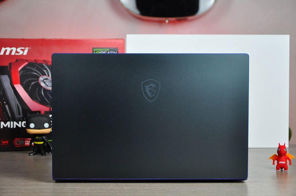 PC GAMER MSI PRESTIGE avec NVIDIA GTX1050