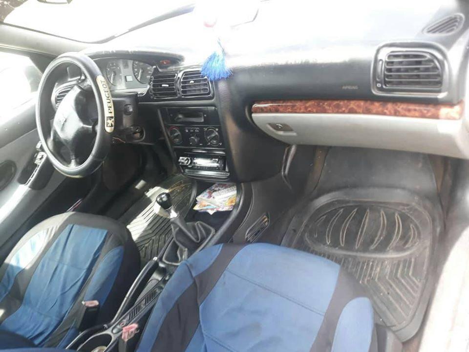 Peugeot 406 phase 2