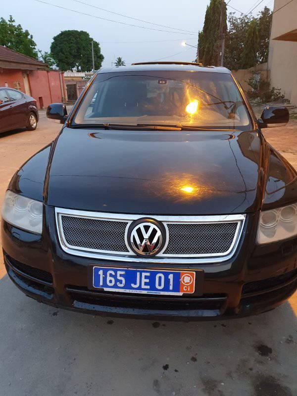 Volkswagen Touareg hors série