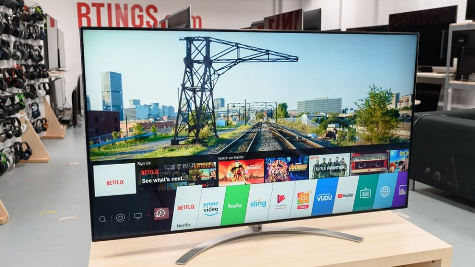 TELEVISION LG SMART TV 55POUCES ULTRA HD 4K NanoCell