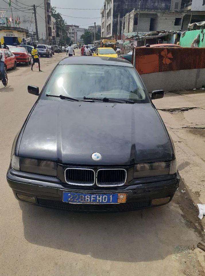BMW E36 à vendre