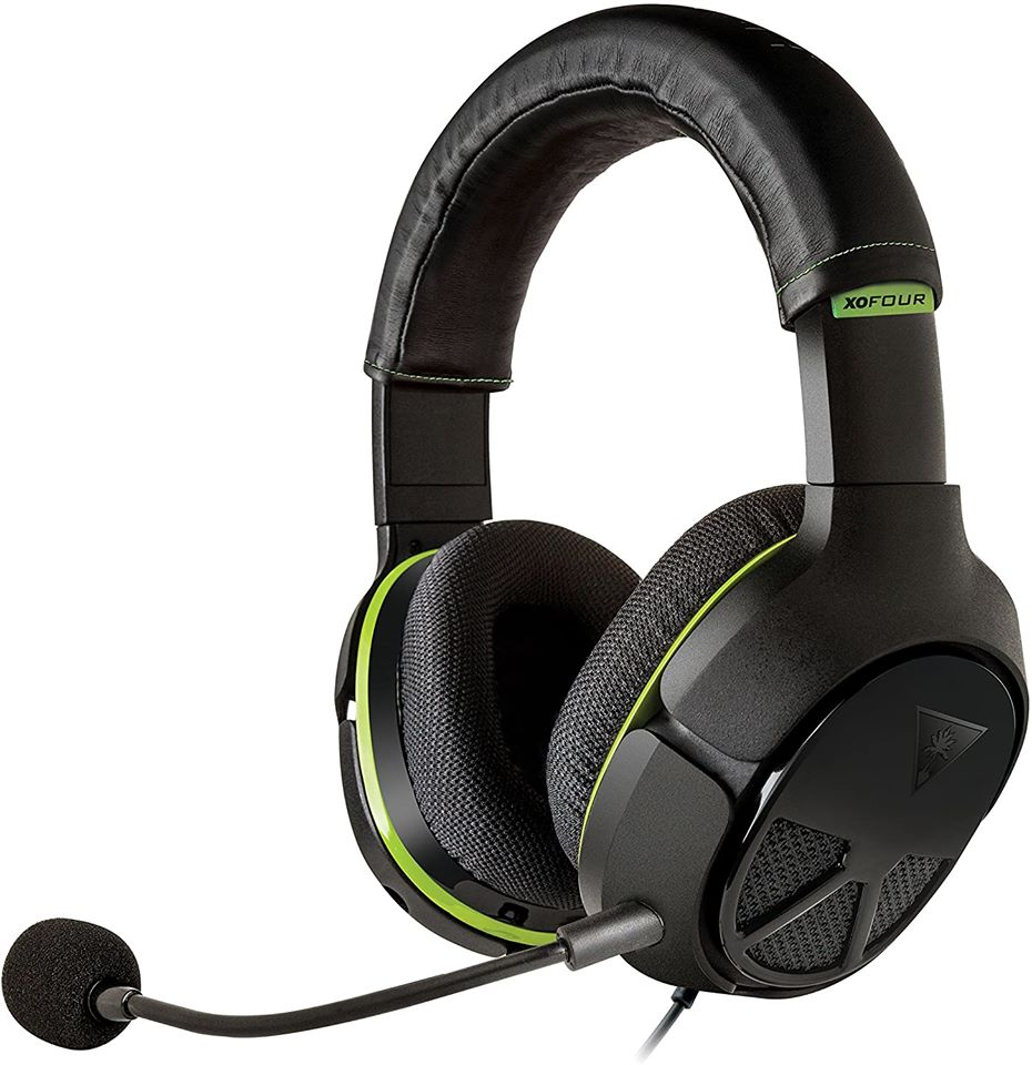 CASQUE GAMMINGXo Four Stealth Headset – Turtle Beach Audio Controller