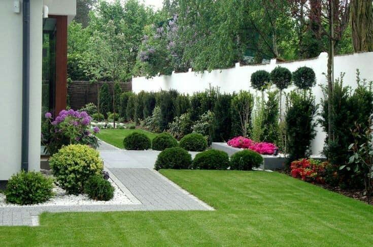 Création de jardins et espaces verts