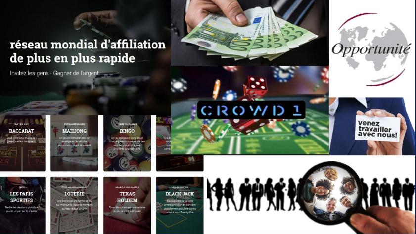 Crowd1, le Marketing de réseau du Moment