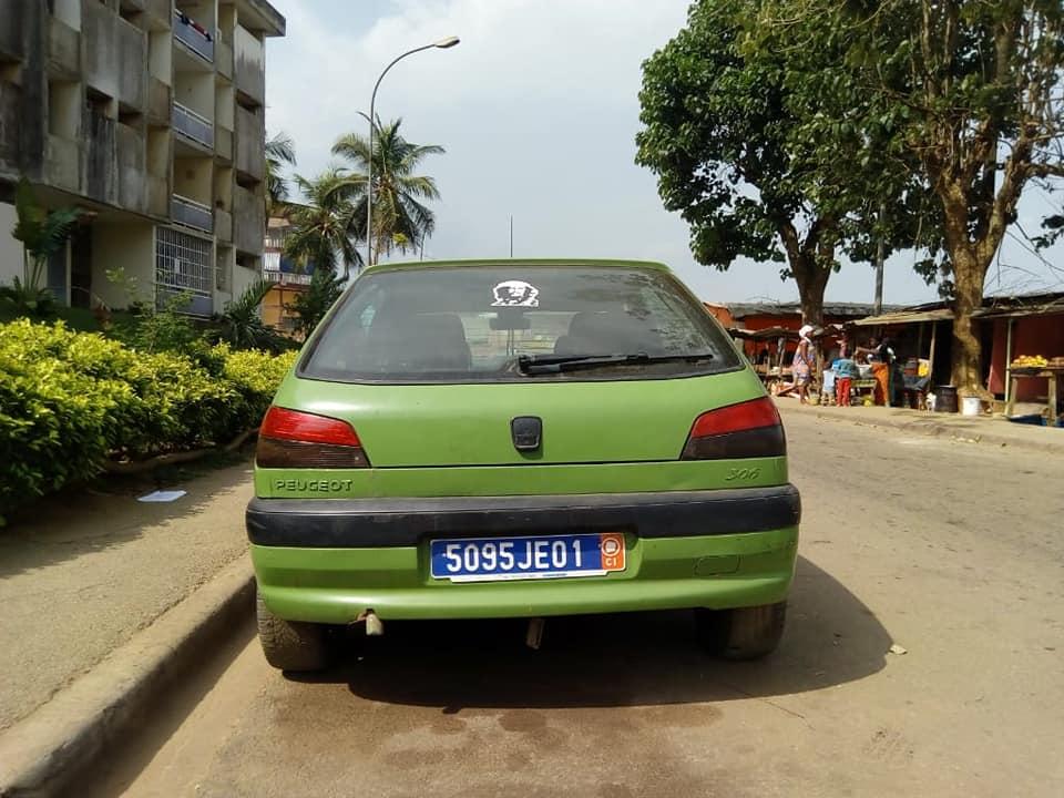 Peugeot 306 moteur essence importé